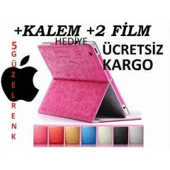 iPAD 2-3-4 DER� KILIF LOVE EDITION STANDLI