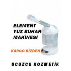 Element Masa �st� Y�z Buhar Makinesi