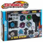 ROCK BEYBLADE SUPER  FULL 4 L� SET - YEN� �R�N