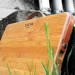 "Silva Bamboo MacBook Pro Case (13"" ve 15"")"