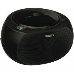 Philips AZ100B/12 Portatif CD Radyo �alar
