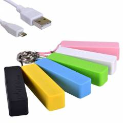Powerbank Harici Batarya 2600 mAh iphone samsung