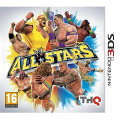 WWE ALL STARS 3DS PAL SIFIR AMBALAJINDA