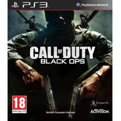 CALL OF DUTY BLACK OPS PS3 HD PAL SIFIR