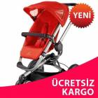 QU�NNY BUZZ 3 BEBEK ARABASI RED REVOLUT�ON