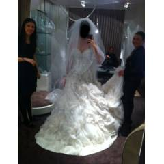 VAKKO WEDDING 2013 HAUTE COUTURE KOLEKS�YONUNDAN