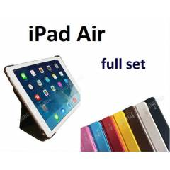 iPad Air K�l�f | Smart Cover | Case | �n Arka