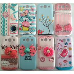SAMSUNG GALAXY S3 KILIF HAPPY FASHiON  GT-i9300