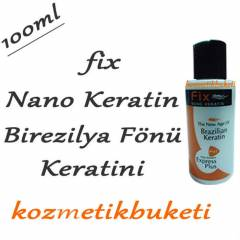 Fix Nano Keratin Plus Sa� Keratini 100ml