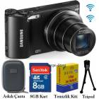Samsung WB150 14MP HD WiFi Foto�raf Makinas�