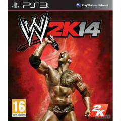 WWE 2K14 PS3 OYUN-SMACKDOWN 2014-W2K14
