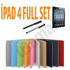 �PAD 4 KILIF SMART COVER FULL SET