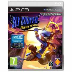 SLY COOPER THIEVES IN TIME TURKCE PS3 HD PAL