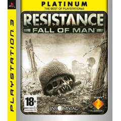 RESISTANCE FALL OF MAN PS3 SIFIR AMBALAJINDA