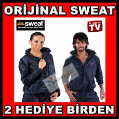 OR�J�NAL SWEAT TERMAL SAUNA E�OFMAN 2014