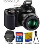 Nikon L810 16MP HD 26X Bridge Foto�raf Makinas�