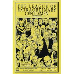 ABC - League of Extraordinary Gentlemen #1 MOORE