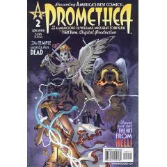 ABC - Promethea (1999) #2 Alan MOORE
