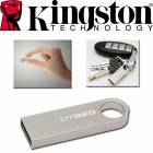 Flash Bellek 16 GB Kingston Metal USB Flash Disk