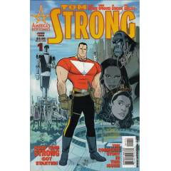 ABC - Tom Strong (1999) #1 Variant Alan MOORE
