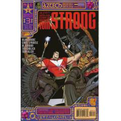 ABC - Tom Strong (1999) #3 Alan MOORE