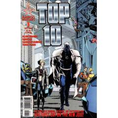 ABC - Top 10 (1999) #1 Variant Alan MOORE