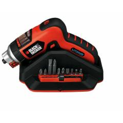Black Decker Li-Ion �arjl� Tornavida AS36LN
