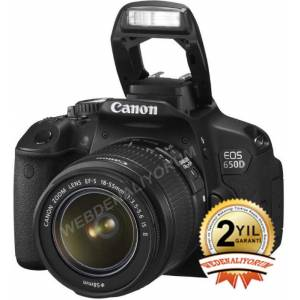 Canon EOS 650D 18-55mm  Rebel T4i  �OK F�YAT