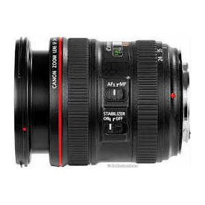 Canon EF 24-70mm f/4L IS USM Lens 2 YIL GARANT�