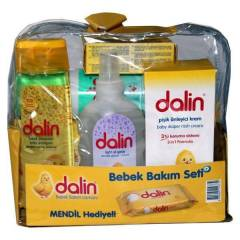 DAL�N G�FT 6 LI BEBEK BAKIM SET�