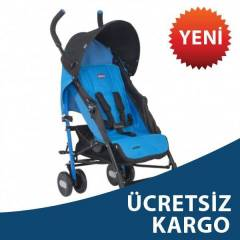 Chicco Echo Baston Bebek Arabas� Light Blue