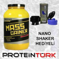 Multipower Mass Gainer 3000 gr �ilek Aromal�