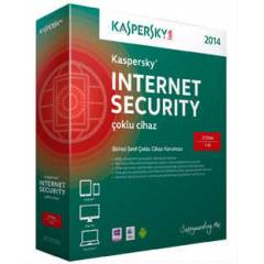 Kaspersky �nternet Security 2014 T�rk�e 1YIL 1PC
