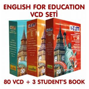 EFU Education Set 80 VCD + 3 Kitap