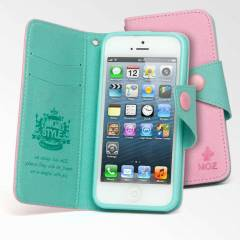 iPHONE 5S KILIF C�ZDAN iPHONE 5 - FLiP RENKLi