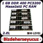 1 GB DDR 400 PC3200 H� - Level Ram - 2. el