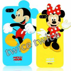 iPhone 5S KILIF MICKEY MOUSE S�L�KON