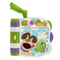 Chicco Toy Talking Book Tr Eng
