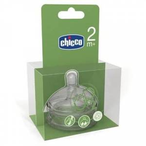 Chicco Step Up 2 Biberon Emzi�i Orta Ak�� (2 Ay+