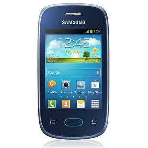 Samsung S5310 Galaxy Pocket Neo Bar Siyah 3''