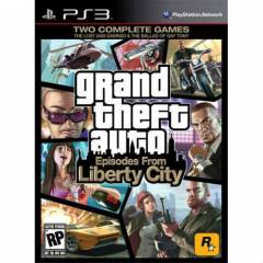 GTA 4 L�BERTY C�TY PS3 GRAND THEFT AUTO