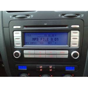 Volkswagen RCD 300 CD/MP3