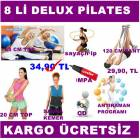 8 L� P�LATES PLATES SET� BANT 65 CM TOP KEMER