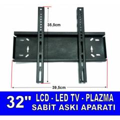 32'' LCD-LED TV-Plazma Sabit Ask� Aparat�