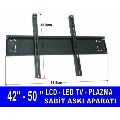 42'' - 50'' LCD-LED TV-Plazma Sabit Ask�