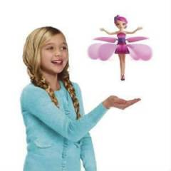 U�an Peri Bebek Flying Fairy U�uyorrrr