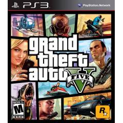GTA 5 GRAND THEFT AUTO 5 PS3 SIFIR