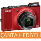 Nikon s8000 14MP HD 10x Foto�raf Makinesi Outlet