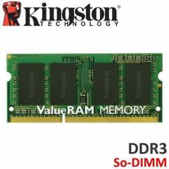 KINGSTON 8GB DDR3 1600 MHZ NOTEBOOK RAM