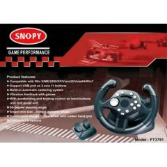 Snopy FT-3791 Mini Titre�imli USB PC Direksiyon